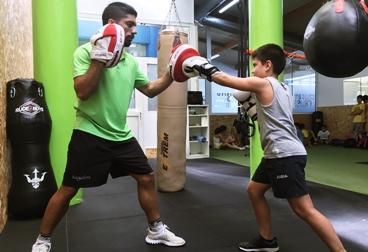 Boxeo Infantil